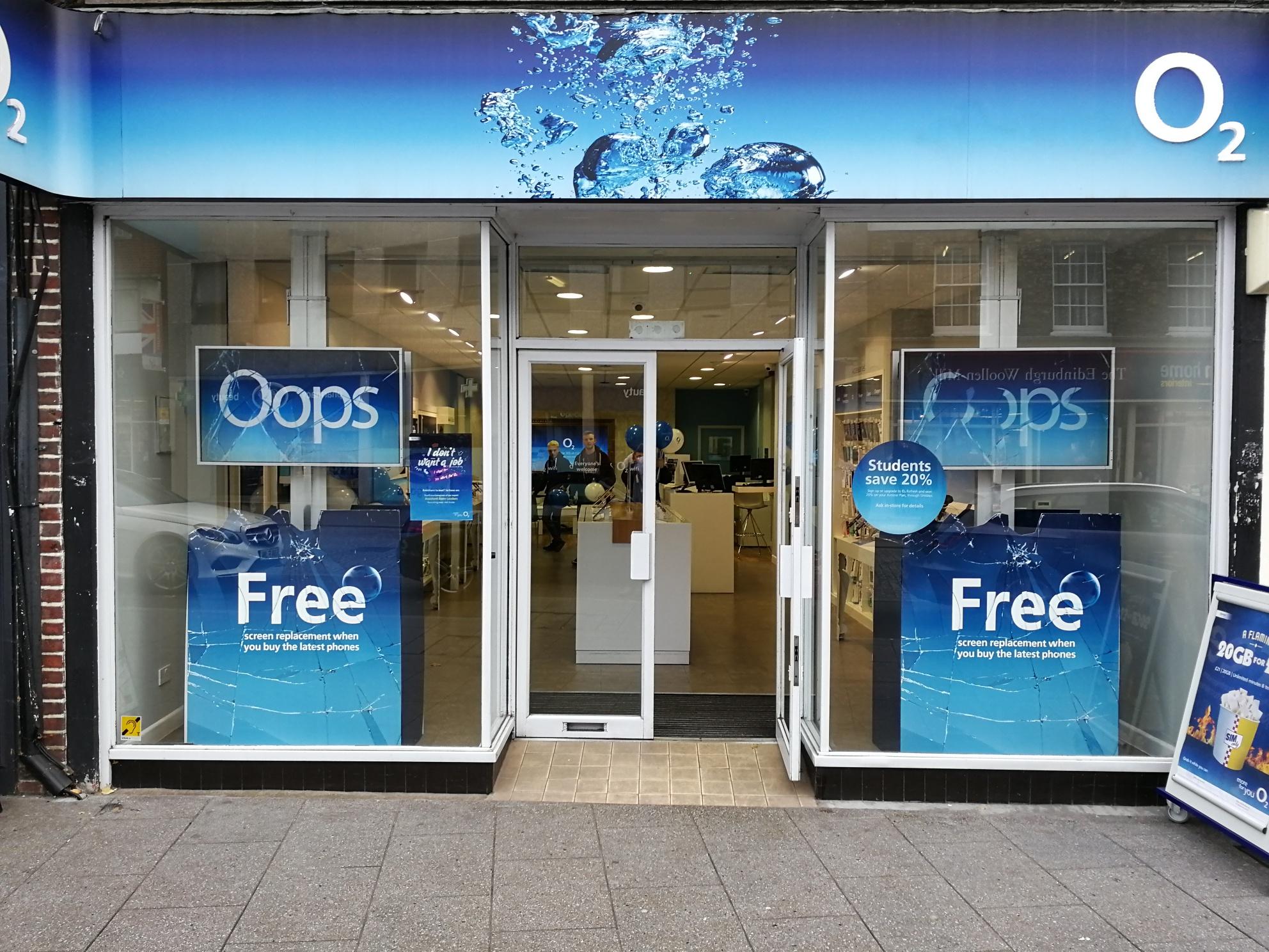 O2 Shop Oberursel