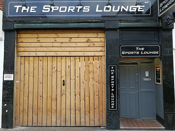 The Sports Lounge