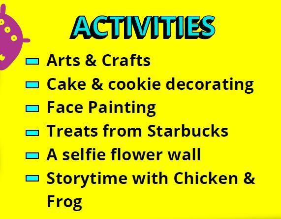 GOSH Activities