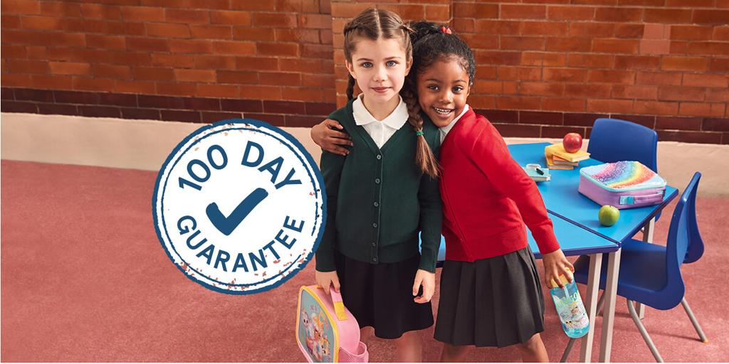 Girl's school uniform