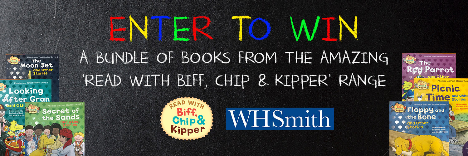 Enter to win a kid's book bundle
