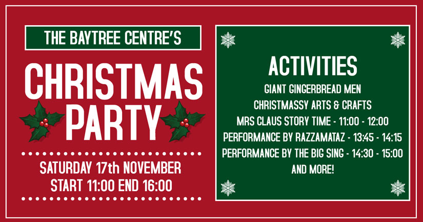The Bayrtee Centre's Christmas Party