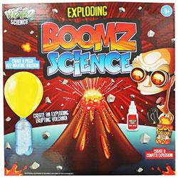 Exploding Boomz Science kit